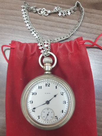 Американски джобен часовник