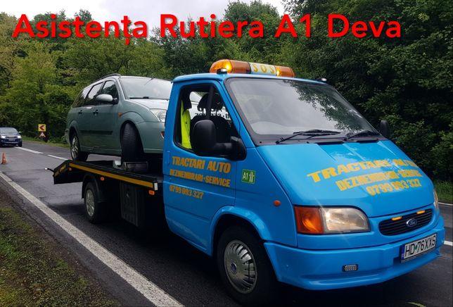 Tractari Non Stop /Asistența Rutiera/Service/Vulcanizare