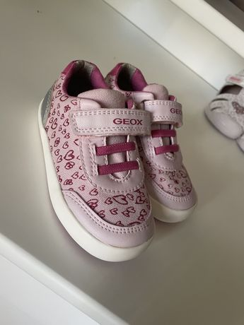 Новые ботиночки GEOX