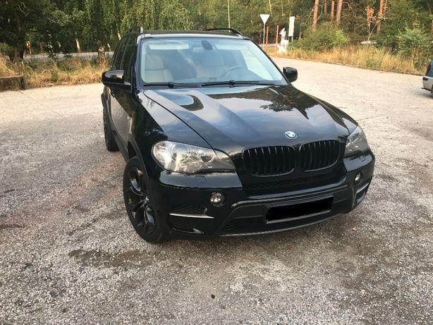 BMW X5 Рестайлинг , дизель ! N57 Акпп 8ступ.