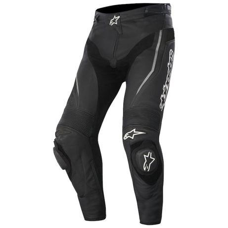 Pantaloni moto piele ALPINESTARS track suit pants