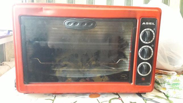 чудо-печка ASEL в хорошем состоянии