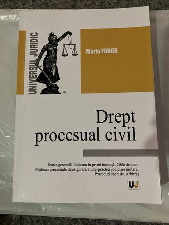 Carte drept procesual civil