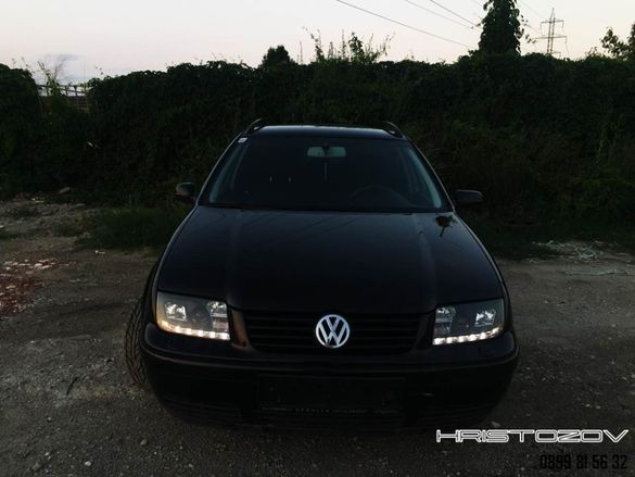 НА ЧАСТИ - VW Bora 1,9 131кс. ASZ