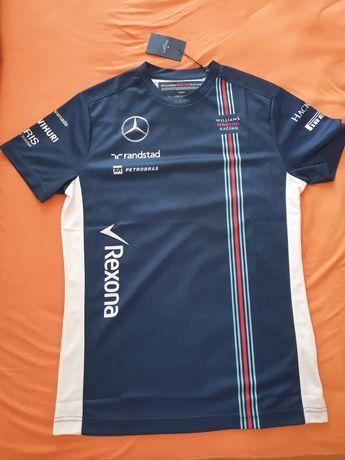 Tricou Williams Martini Racing