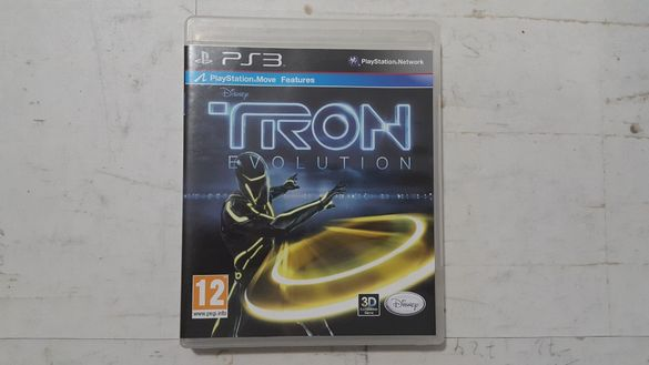 Tron Evolution за PlayStation 3 PS3