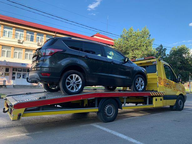 Tractare-Depanare auto non stop