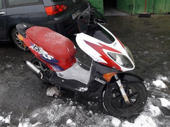 скутер Хонда Х8Р-С,Х8Р-Х 50сс. (Honda X8R-S, Х8Р-Х)-НА ЧАСТИ