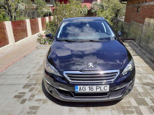Vand Peugeot 308,panoramic,navigatie mare,camera de mers inapoi