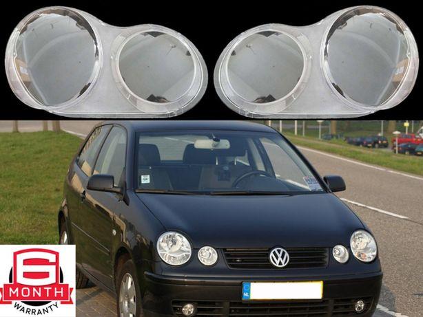 Sticla far VW Polo 9N (2002-2005) Capac Geamuri