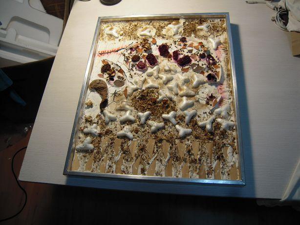 Tablou: Arina Gherghita - File din cartea naturii, pagina 1, 42.5x53cm