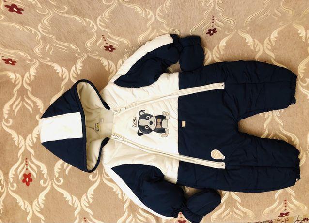 Комбинезон + курточка в подарок