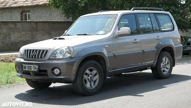 Hyundai Terracan 4x4, 2.9 Diesel, an 2005