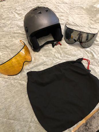 Шлем с визором SH+