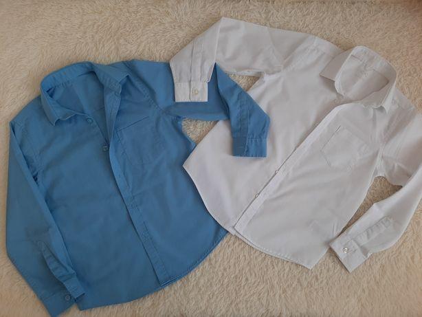 Рубашки с длинным рукавом, 7-8 лет