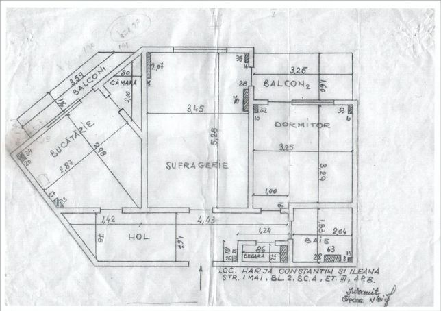 Apartament 2 camere - proprietar