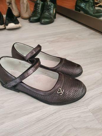 Туфли в школы ортопедические