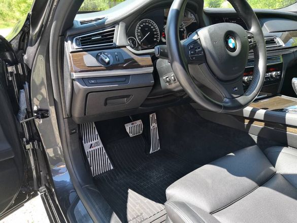 BMW750 ВНОС бартер и лизинг/ бартер земя или апартамент, гараж/