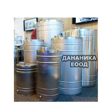 Неръждаеми съдове за вино