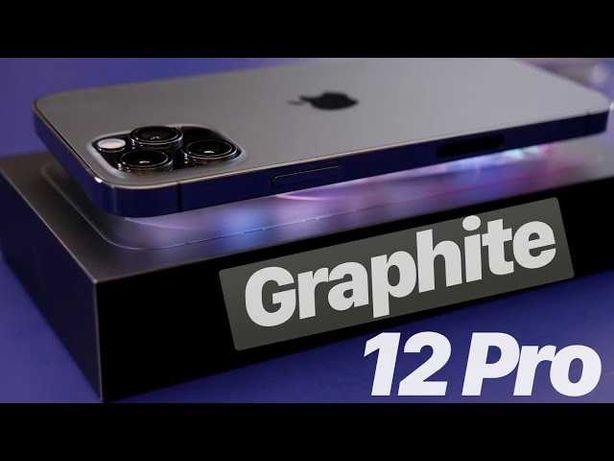 ! iPhone 12 PRO 128GB NOU SIGILAT !! GARANTIE !! Graphite Negru Black