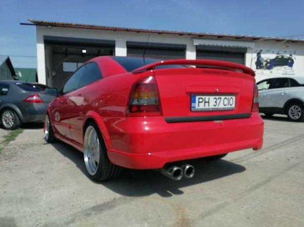 Bara spate / spoiler spate Opel Astra g coupe/cabrio Bertone OPC