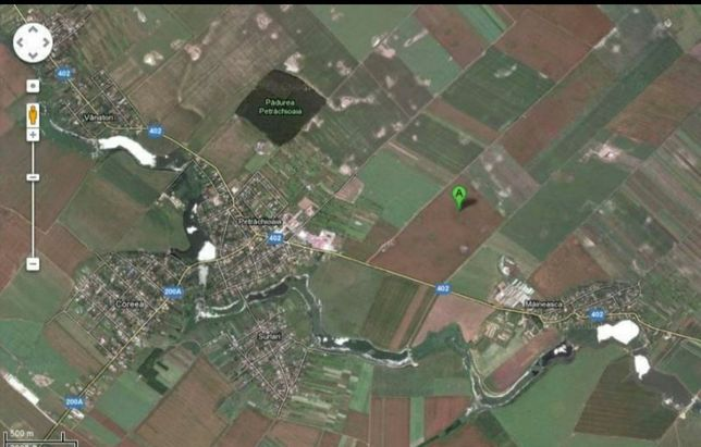 Petrachioaia prorietar - teren vanzare