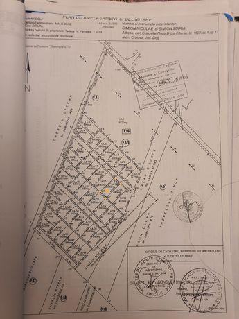 Vând teren (pozitie foarte bună)- cartier Casa Noastră - Selgros
