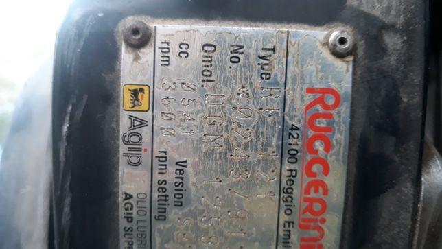 Motor diesel Rugerini un piston