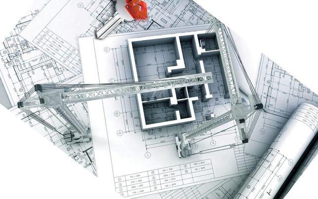 Эскизные проекты перепланировки, переоборудования квартир и домов