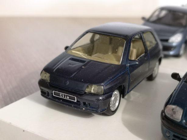 Macheta Renault Clio 1 scala 1/43