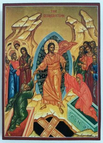 Икона Възкресение Христово ikona Vuzkresenie Hristovo