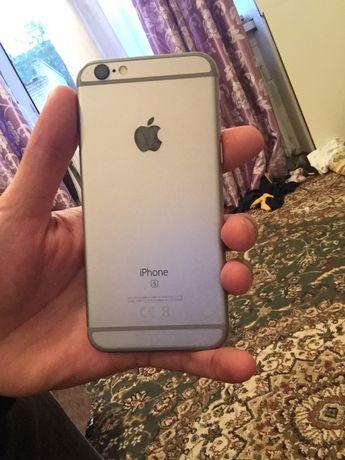 Айфон 6s 32гиг все родном без царапин и скол
