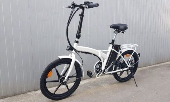 Електрическо колело велосипед сгъваем скутер Fashion 350W