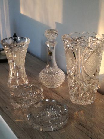 Vase din cristal Bohemia/buc