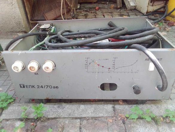 Зарядно устройство за електрокар