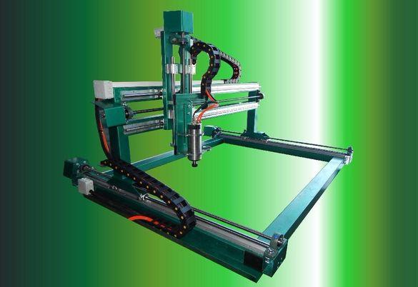 CNC Router ЦНЦ рутер от производит, гаранция, за мебели, реклама ВИДЕО
