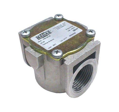 Фильтр газовый для котлов с установкой