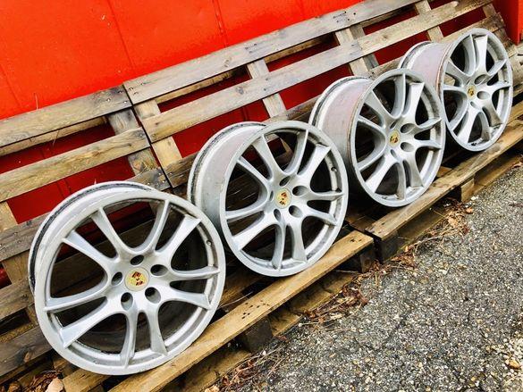 21 ЦОЛА GTS Porsche Cayenne ОРИГИНАЛ!