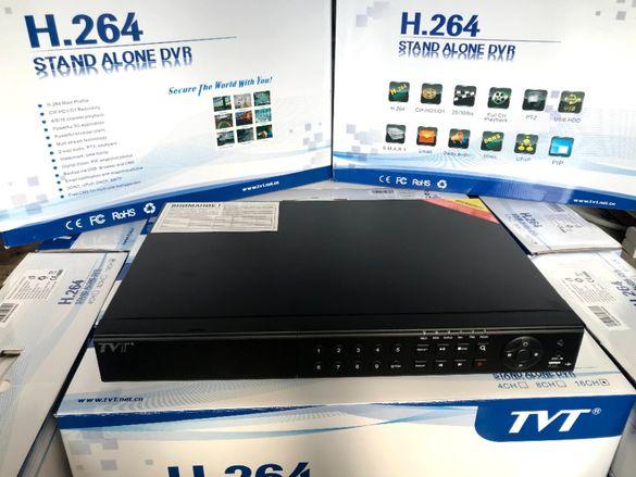 ПРОМО ЦЕНА: 16 канален мрежови рекордер NVR TVT