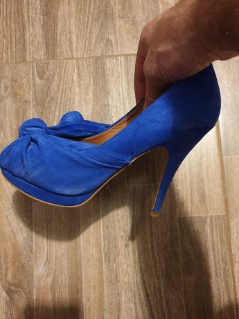 Pantofi platformă damă