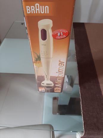 Mixer vertical Braun