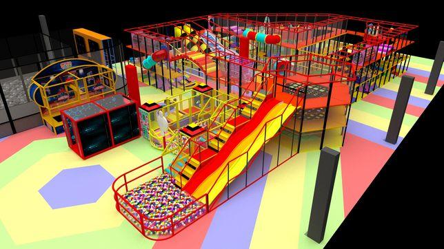 Loc de joaca modular /labirint modular de interior