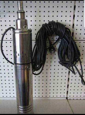Потопяема сондажна помпа /  центробежна, дълбочинна 1000w