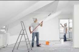 ремонт квартир офиса дома покраска кафель обои ламинат гипсокартон др.