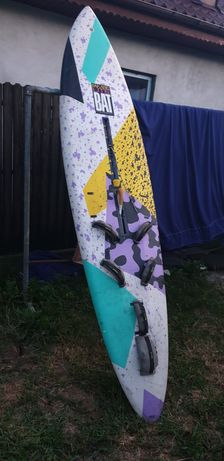 Windsurf Fanatic Lite Bat, vele ,catarg