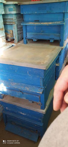 Пчелни кошери ДБ с рамки. гр. Ямбол - image 1