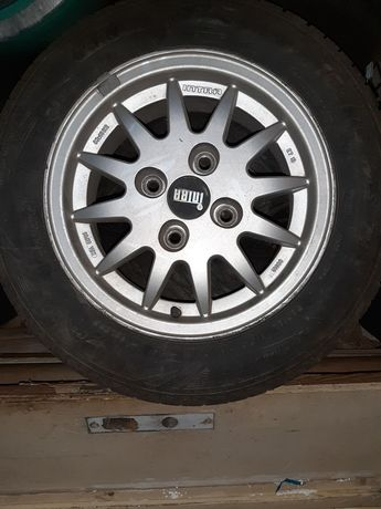 Летни гуми с джанти 13