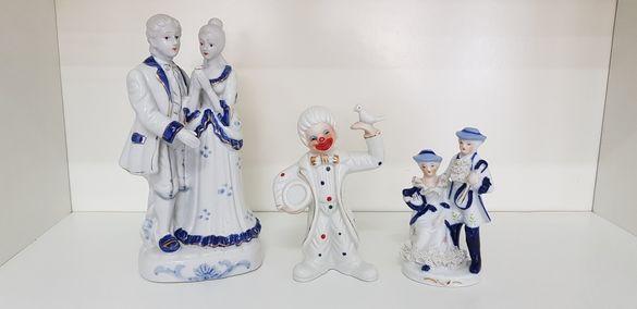 Колекционерска фигурки от порцелан
