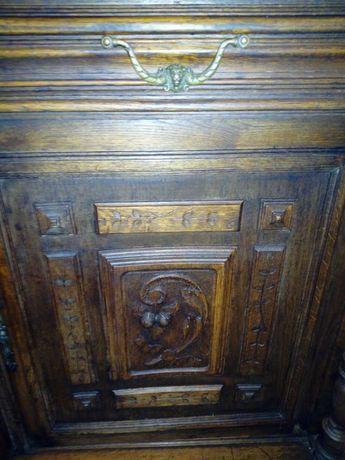 Bufet, credent Antic Renaștere franceză lemn