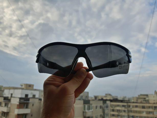 Ochelari ciclism/alergare + 2 lentile de schimb